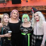 Pictured at 'Queen on the Cobbles' for Limerick Pride at Cobblestone Joes. Picture: Orla McLaughlin/ilovelimerick.