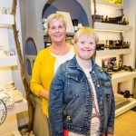 Stephanie and Nikki Markham, Secret Garden, Castletroy Shopping Centre. Pic: Cian Reinhardt/ilovelimerick