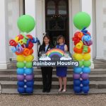 Pictured at the launch of the Rainbow Housing Initiative at Plassey house, UL.. Picture: Orla McLaughlin/ilovelimerick.