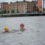 On Sunday, July 4, 2021 the Limerick Pride festivities kicked off  with the Rainbow River Swim Parade which saw over 80 swimmers from Limerick swimming group Limerick Narwhals taking to the river followed by over sailing boats, paddle boats and kayaks in a celebration of Pride on the River Shannon.  Picture: farhan Saeed/ilovelimerick