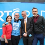 Pictured at The Ray D'arcy show and Run with Ray event in Mungret Park. Picture:  Orla McLaughlin/ilovelimerick.