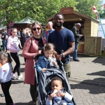 Amazing day in the Riverfest Village on Saturday, May 4th at Riverfest 2019. Picture: Zoe Conway/ilovelimerick