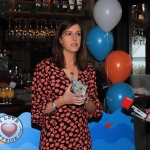 Pictured in House Limerick for the launch of Riverfest Limerick 2019 is Laura Ryan, Limerick City and County Council. Picture: Conor Owens/ilovelimerick.