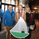 Pictured in House Limerick for the launch of Riverfest Limerick 2019 are Keith Enright, Limerick Autism Group, Ellen Egan and Sarah Dowling. Picture: Conor Owens/ilovelimerick.. Picture: Conor Owens/ilovelimerick.