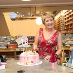 Pictured at the launch of Roisin Meaney's 16th book 'The Birthday Party' at O'Mahoney's Book Shop. Picture: orla mcLaughlin/ilovelimerick.
