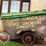 Paddy Benson wagon 1955