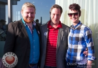 07/04/2015    Killian Fitzgerald, Myles Breen and Rachel Prior at the Yes Equality Limerick launch at the Limerick Strand Hotel.  Picture: Oisin McHugh      www.oisinmchughphoto.com