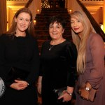Pictured at the Shannon Region Ambassador Awards 2019 in Dromoland Castle are Gillian Griffin, Anita Higgins and Michelle O'Brien from Adare Manor. Picture: Kate Devaney/ilovelimerick.
