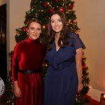 Pictured at the Shannon Region Ambassador Awards 2019 in Dromoland Castle are Danielle Devaney and Holly English, Shannon Region Conference and Sports Bureau. Picture: Kate Devaney/ilovelimerick.