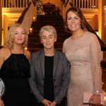 Pictured at the Shannon Region Ambassador Awards 2019 in Dromoland Castle are Carol Fitz-Gough, Sister Helen and Katrina  Morgan from the Children's Grief Center. Picture: Kate Devaney/ilovelimerick.