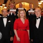 Pictured at the Shannon Region Ambassador Awards 2019 in Dromoland Castle on Wednesday, December 4. Picture: Kate Devaney/ilovelimerick