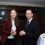 Pictured at the Shannon Region Conference & Sports Bureau Annual Membership Meeting 2019 in the Savoy Hotel. Picture: Conor Owens/ilovelimerick.