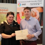 Friday, June 7 2019 - The Social and Health Education Project - SHEP Midwest celebrated ten continuous years of training in Limerick with their graduateship event at the Absolute Hotel. Picture: Conor Owens/ilovelimerick.