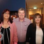The Social and Health Education Project - SHEP Midwest celebrated ten continuous years of training in Limerick. Pictured at the Absolute Hotel are Ann Marie and Michael Prenderville, Patrickswell and Marie Moroney, Tuamgraney. Picture: Orla McLaughlin/ilovelimerick
