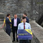 Pictured at the Launch of Shine a Light 2019 at King Johns Castle. Picture: Orla McLaughlin/ilovelimerick.