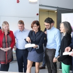 The Small Business Innovation Research Award (SBIR) was announced at the Fab Labs in Limerick on Wednesday, September 18. Pictures: Kate Devaney/ilovelimerick.