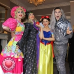 Limerick University Concert Hall officially launched the panto 2018 Snow White on November 6 at the No.1 Pery Square Hotel. Pictured are Myles Breen, Katherine Lynch, Hayley-Jo Murphy and Richard Lynch. Picture: Baoyan Zhang/ilovelimerick