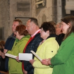 Flash Mob sing Ode to Joy, St Marys Cathedral, Europe Day. Picture: Sophie Goodwin for ilovelimerick.com 2018. All Rights Reserved.