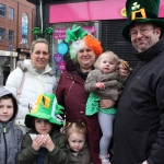 St Patricks Day Parade 2018. Picture: Ciara Maria Hayes for ilovelimerick 2018. All Rights Reserved.