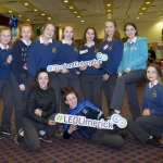 22/03/2018 Students from Scoil An Trionaide Naofa, Doon pictured at the Limerick Local Enterprise Office, Student Enterprise Programme Final Exhibition and Awards Presentation which took place at the Southcourt Hotel, Limerick. Don Moloney / Press 22
