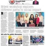 I Love Limerick Leader Column 10 October 2018 Pg1