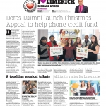 I Love Limerick Leader Column 12 December 2018 Pg1