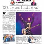 I Love Limerick Leader Column 2 January 2019 Pg1