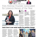 I Love Limerick Leader Column 9 January 2019 Pg1