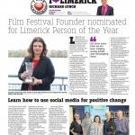 I Love Limerick Leader Column 9 January 2019 Pg1