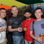 T'was the night before Pride with Disconauts at Mickey Martins for Limerick Pride 2018. Picture: Zoe Conway/ilovelimerick 2018. All Rights Reserved.