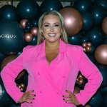 Social Influencer Sinead O'Brien of Sinead's Curvy Style launchedVacious Shapewear,the first product from her new brand Vacious by Sinead at House Limerick on Friday, October 22. Picture:Krzysztof Luszczki/ilovelimerick