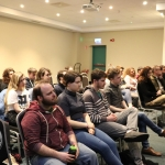 Pictured at the launch of 'Voices of UL', a documentary created by UL Drama Society, which took place at The Pavilion, UL. Picture: Orla McLaughlin/ilovelimerick.