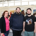 Pictured at the VTOS Limerick 2019 Art, Craft & Design Open Day in the Further Education & Training Centre. Picture: Conor Owens/ilovelimerick.